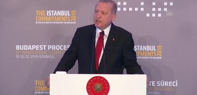 Erdoğan: Kimse gücenmesin açık ve net söylüyorum...