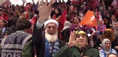 Erdoğan: Haksızlığa uğrayan kim varsa...