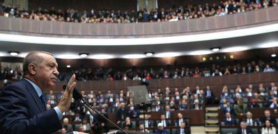 Erdoğan: HDP'yle ilgili müjdeyi her an verebiliriz