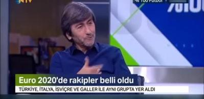 Dilmen, Erdoğan ile telefon görüşmesini canlı yayında açıkladı!