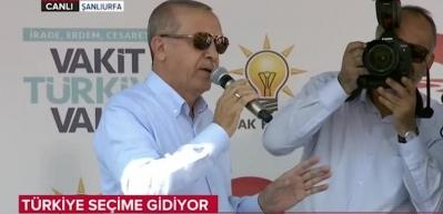 Erdoğan: Kandildeki lider takımını hallettik!