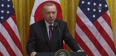 Erdoğan: Mektupları bugün Sayın Başkan'a tekrar takdim ettim