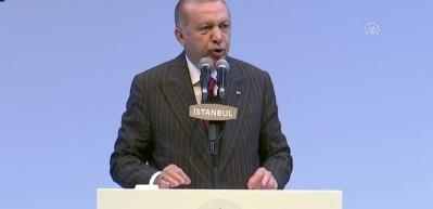 Erdoğan: 'Milli irade hırsızlığı tam bir felakettir'