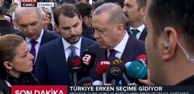 Erdoğan net konuştu! 'Bu bir kumpastır...'