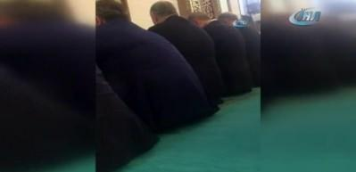 Erdoğan, Orgeneral Hulusi Akar Camii'nde Kur'an okudu