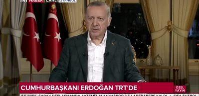 Erdoğan: Putin'le ayın 14'ünde görüşeceğiz!