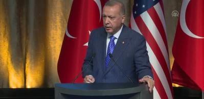Erdoğan: 'Söz konusu müslümanlar olunca üç maymunu oynuyorlar'