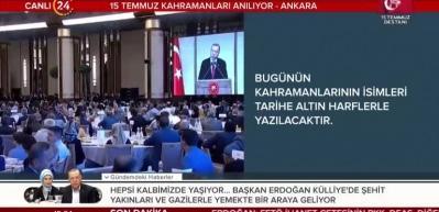 Erdoğan üstüne basa basa söyledi: Millet bıktı...