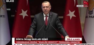 Erdoğan uyardı: AK Parti'de yeri yok!