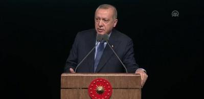 Erdoğan üzüntüsünü paylaştı: Ne yazık ki biz değil Almanya sahip çıktı