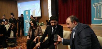 Erdoğan, Varank'ın gençlerle buluşmasına telefonla bağlandı