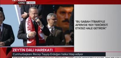 Erdoğan: Vicdansızlar, ahlaksızlar...