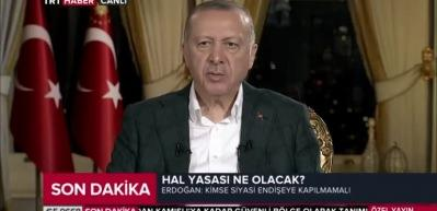 Erdoğan'dan 'Yeni askerlik sistemi' açıklaması