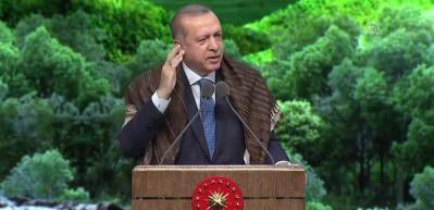 Erdoğan'dan '23 milyon mektup' eleştirisine cevap