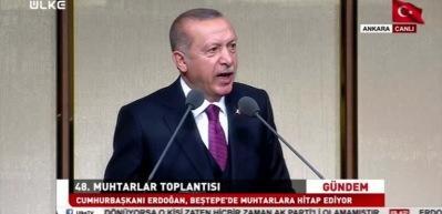 Erdoğan'dan AİHM'in kararına sert tepki!