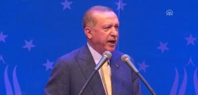 Erdoğan'dan Avrupalı Türklere kritik çağrı