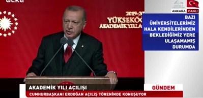 Erdoğan'dan binlerce kişiye müjde!