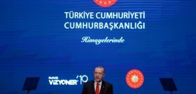 Cumhurbaşkanı Erdoğan'dan bor madeni müjdesi