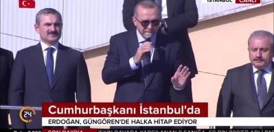 Erdoğan'dan çok sert sözler! Kollarını kestik
