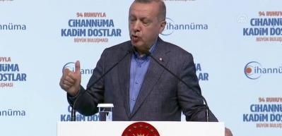 Erdoğan'dan 'eski milli görüşçülere' 23 Haziran çağrısı!
