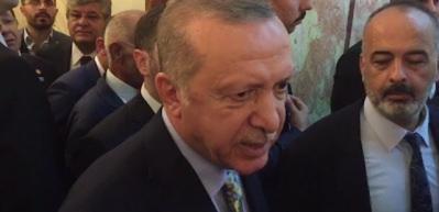 Erdoğan'dan Grup Toplantısı çıkışı kritik açıklamalar