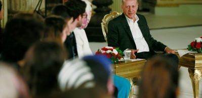 Erdoğan'dan heyecanlandıran sözler: 100 mühendisi gönderdik bile!