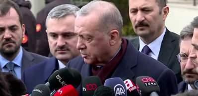 Erdoğan'dan İdlib tepkisi: 3 yaşında terörist mi olurmuş!