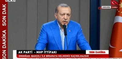 Erdoğan'dan İstanbul açıklaması!