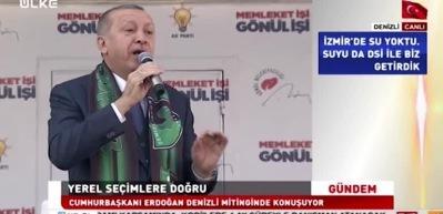 Erdoğan'dan muhalefete 'kuyruk' cevabı