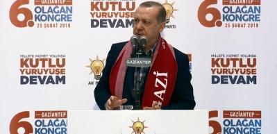 Erdoğan'dan rest! Hiç kimse engelleyemez
