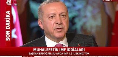 Erdoğan'dan tanzim satışta yeni sinyal