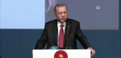Erdoğan'dan tarihi zirvede tarihi mesajlar