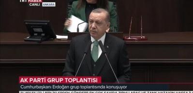Erdoğan'dan Yunanistan'a Ege uyarısı