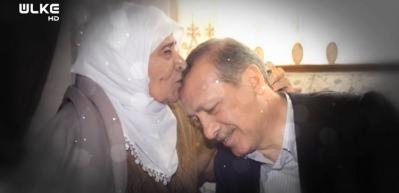 Erdoğan'ın sesinden... 'Gülü incitme gönül...'