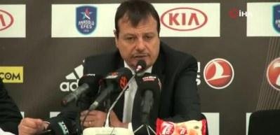 Ergin Ataman: Saha avantajını kaybettik