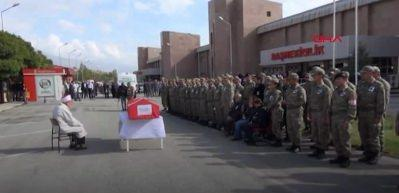 Erzincan'da bedelli asker şehit oldu