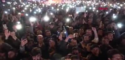 Erzurum, Süper Lig'e çıkmanın sevincini yaşıyor