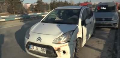 Erzurum'da feci kaza: Yaralılar var...