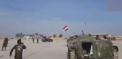 Esed rejimine bağlı Şii milisler