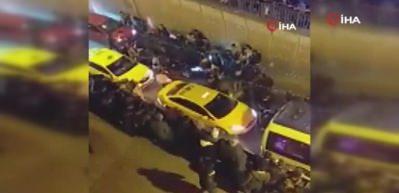 Esenler'de şehir magandaları dehşet saçtı: 1'i bebek 3 yaralı