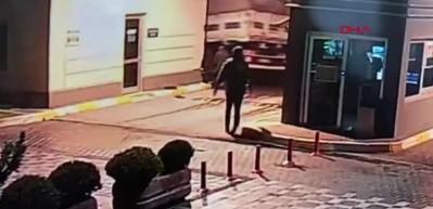Esenyurt'ta 1 kişinin öldüğü feci kamyon kazası kamerada!