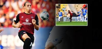 Eski Fenerbahçeli Frey'den parmak ısırtan gol!