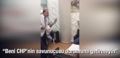 Esnaf Saadet Partilileri dükkanından kovdu