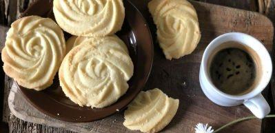Evde gül kurabiyesi nasıl yapılır?