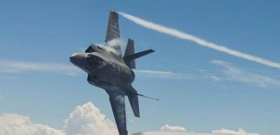 F-35 yeni nesil savaş uçağı