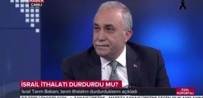 Fakıbaba'dan İsrail Tarım Bakanına sert yanıt!