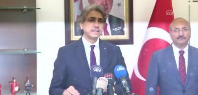 Fatih Belediye Başkanı Demir, istifa etti