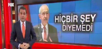 Fatih Portakal Kılıçdaroğlu'na isyan etti