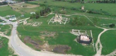 Fatih'in fethe çıktığı Edirne Sarayı ören yeri oluyor
