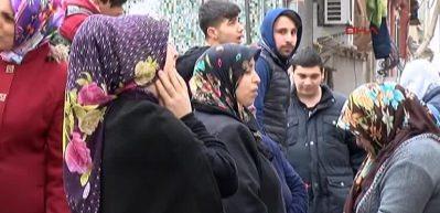 Fatih'te dehşet yaşlı kadın evinde bıçaklanarak öldürüldü